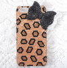 Diamond pure handmade cell phone case for iphone 5