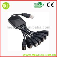 7 Port USB Squid Hub