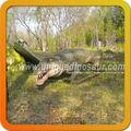 animatronic movendo animal controleremoto crocodilo