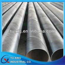 Large Diameter API 5L Spiral Welded Steel Pipe (hydropower penstock)