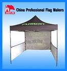 High Quality 10x10ft 3x3m Folding Chonburi Canvas Vehicle Pop-up Wood Frame Tent Canopy