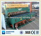 Hot dip galvanizing wire mesh welding machine in roll