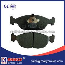 Car auto parts brake pads FDB1080 for VW Santana2000