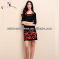 nuovo modello di vestito dalla ragazza abiti eleganti breve