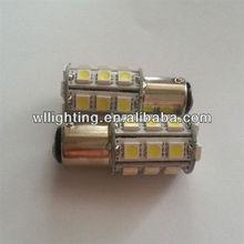 T25 S25 1156 1157 BS BY 24SMD 5050 LED Turn Signal Light Brake Park Light White 12V Car