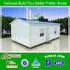 Easy assemble modular homes prefab house