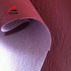 Vinyl leather for sofa with OEM backing fabric and thickness