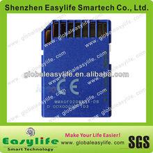 OEM Custom full capacity class4 SD card
