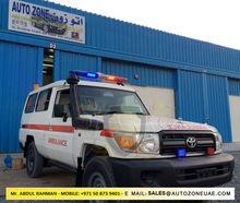 Toyota Hardtop 78 series Ambulance