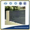 aluminium fence slats