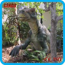 Amusement park high emulation model life size dinosaur puzzle