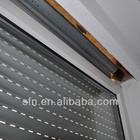 High-Level decoration aluminum roller shutter door
