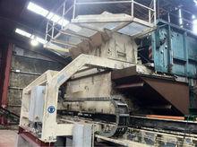 Hombak HTZ 4/310 Wood shaving mill