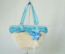 2014 promotion Natual fashion/beach/shopping/paper bag