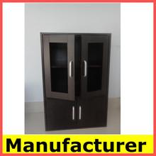 modern design cheap storage wooden kitchen cupboard