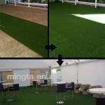 Professional manufacturer Decorative artificial Grass