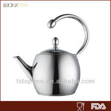 18/8 stainless steel water boiler for tea