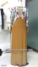 neuesten marokkanische abaya kleid