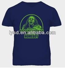 Richard Sherman Is My Homeboy Seattle Football Defense T shirt ,men's fashion cotton short-sleeve o-neck T-shirt