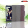 high quality hot sales canvas leather case for ipad 2 3 4
