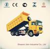 Shaanxi 10 wheeler tipper truck capacity 25 ton