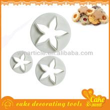 Preferential price plastic tin cookie mold set
