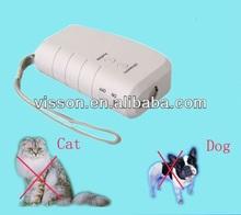 2014 gift VS-522-D remote control led flashing dog collar/smart dog control device/dog control