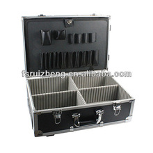 New high quality aluminum tool trolley case RZ-LTR005-3