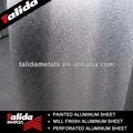 Estuque folha de alumínio, folha de alumínio stucco