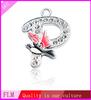 Always Popular selling DIY pendants for classmate full diamonds FKBD016