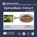 Epimedium sagittatum sementes extrato de ervas sexo medicina natural