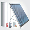 SunSurf ISO CE SRCC Keymark heat pipe split solar water heaters