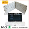 High quality folding bluetooth keyboard for galaxy table pc mini Portable keyboard