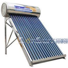SunSurf New Energy SC-R01 black chrome solar water heaters
