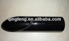 Black PVC/Plastic Beveled pipe