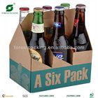 4 BOTTLE WINE CARRIER BOX FP402185