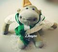 2014 oso de juguete sweaterdesigner, suéter de mascotas perro de juguete clotheschristmas suéters, mano de punto para mascotas libre suéter patrón que hace punto