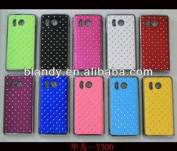 Rhinestone diamond Luxury Bling crystal Star Case For Huawei Ascend Y300 U8833 / T8833