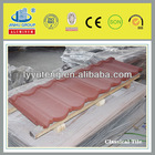 Soncap, BV, ISO certified red clay roof tiles