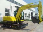 Volvo crawler track tracked excavator excavate