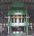 zhongwei 63 cuatro toneladas de columna profundo dibujo de prensa hidráulica para tuv certificación iso