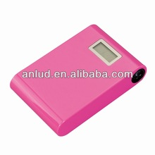 ALD-P20 10000mah high capacity manual for power bank battery charger