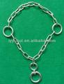 Linyi eslabón de la cadena( fábrica) de acero inoxidable soldado eslabón de la cadena