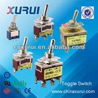 UL&RoHS 15A/250VAC 15a/250vac toggle slide switch