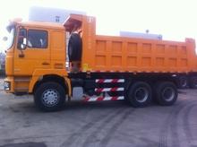 small load capacity SHACMAN 6X4 tipper Truck SX3251DM384