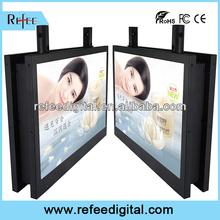 double screen full hd 22-26 inch lcd tv hdmi monitor 1080p