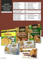 EXPORT KHARI, TOAST, COOKIES & KHAKHRA