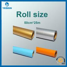 transfer paper/Korea quality foil transfer paper / transfer presses
