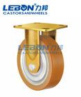 Welded Steel Centre Push Cart Caster Wheels