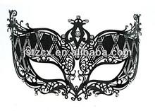 hot sell Metal Laser Cut Masquerade Masks